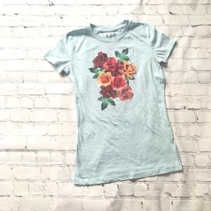 Free State Rose Graphic Tee Short sleeve